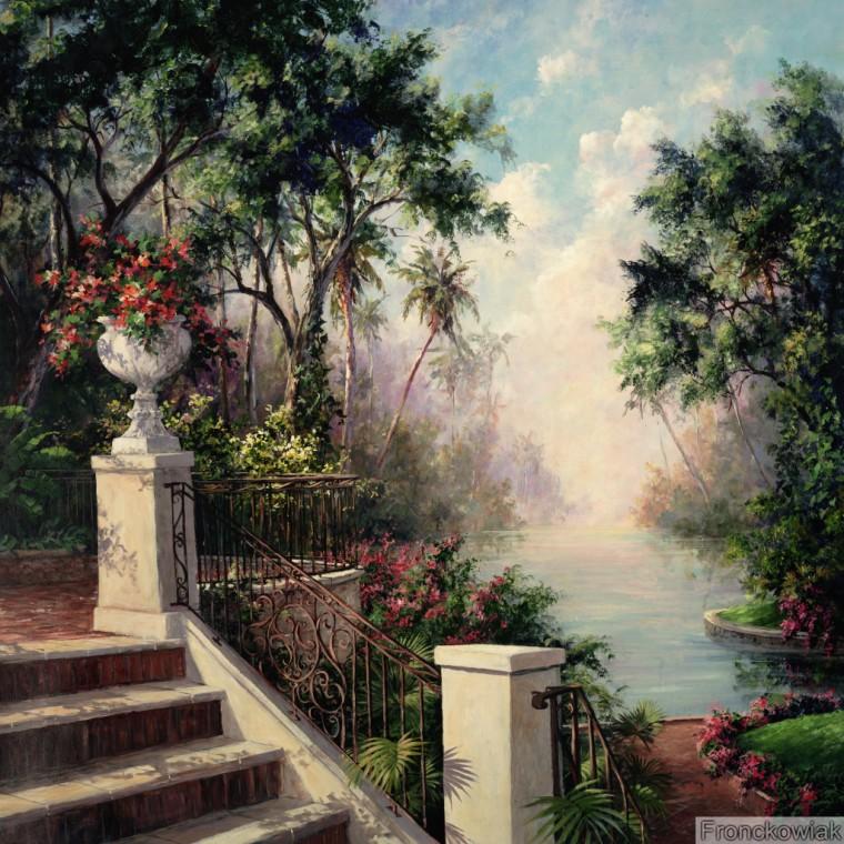 Marilart fine art publishing for Terrace steps